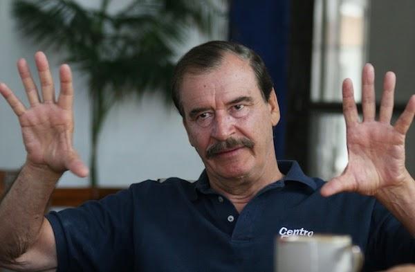 """""""Eres el ratero más bocón que ha tenido México"""", critican a Fox"""