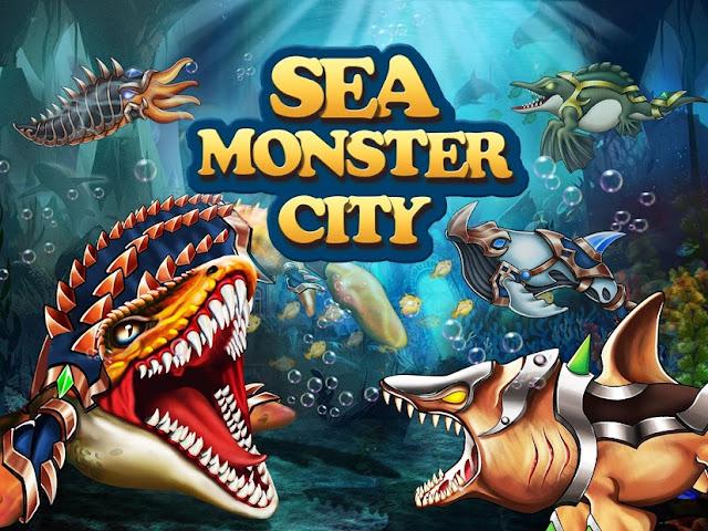 Sea Monster City Hileli APK