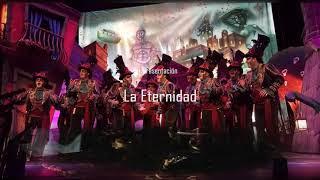 """Presentación con Letra  Comparsa """"La Eternidad"""" de Antonio Martínez Ares (2017)"""