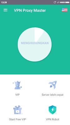 Cara Menggunakan Vpn Master Di Smartphone Android