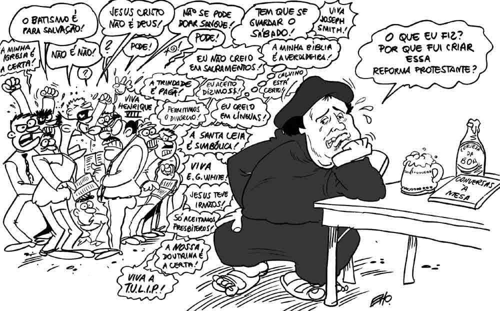 Icatolicacom Lutero Arrependido Depois Da Reforma