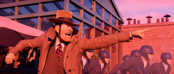 Lupin III: The First anime CGI film - Selecta Visión