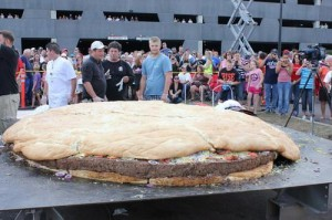 Burger Heaviest And Biggest In The World