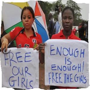 Secuestro de Niñas en Nigeria