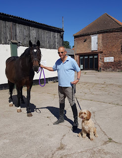 grove house stables, andrew stennett, riding instructor, BEF coach,