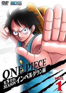 One Piece Season 13 Episode 422-458 MP4 Subtitle Indonesia