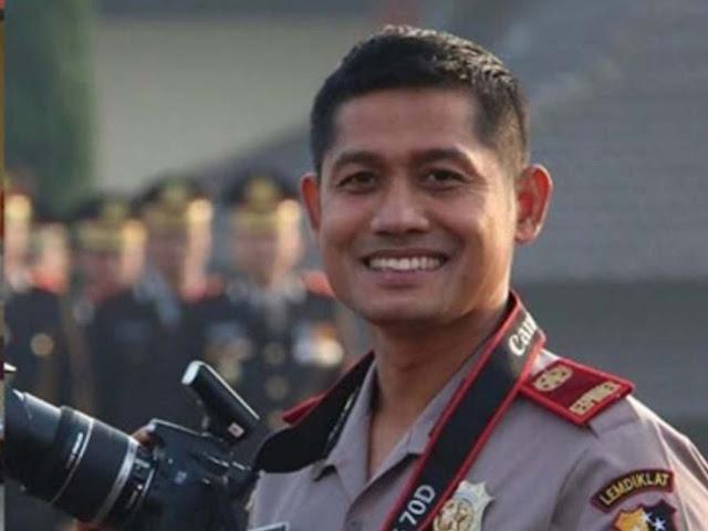 Mantan Kasat Reskrim Polres Asahan Kompol Fahrizal