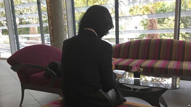 Bà Grace Meng, vợ Giám đốc Interpol Mạnh Hoành Vĩ