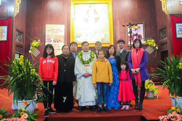 Lễ truyền chức Phó tế và Linh mục tại Giáo phận Lạng Sơn Cao Bằng 27.12.2017 - Ảnh minh hoạ 236