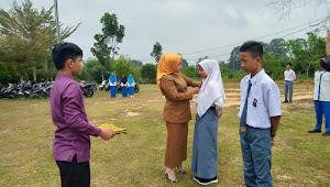 SMKN 7 Tebo Gelar Masa Pengenalan Lingkungan Sekolah