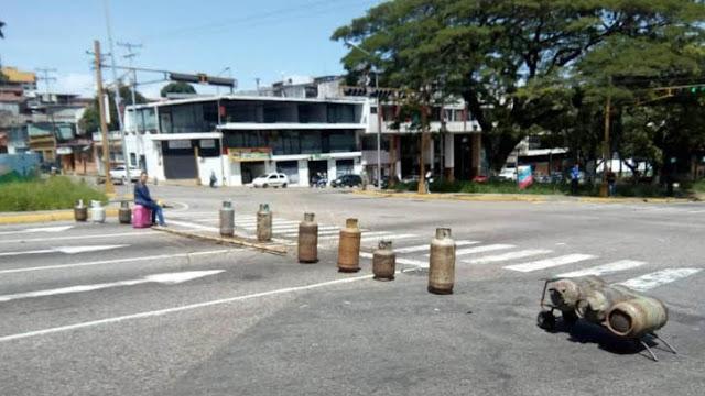 60% de la población en San Cristóbal no tiene gas