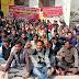 बिजली कर्मचारियों ने कार्य बहिष्कार कर बुलन्द की आवाज