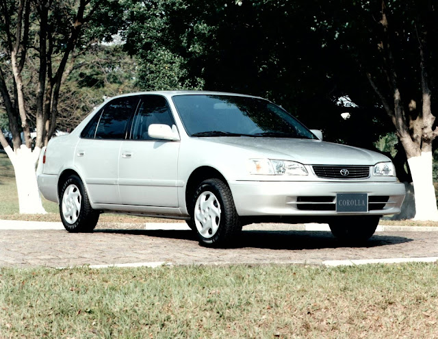 Toyota Corolla nacional