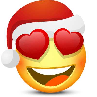 Love Santa Smiley