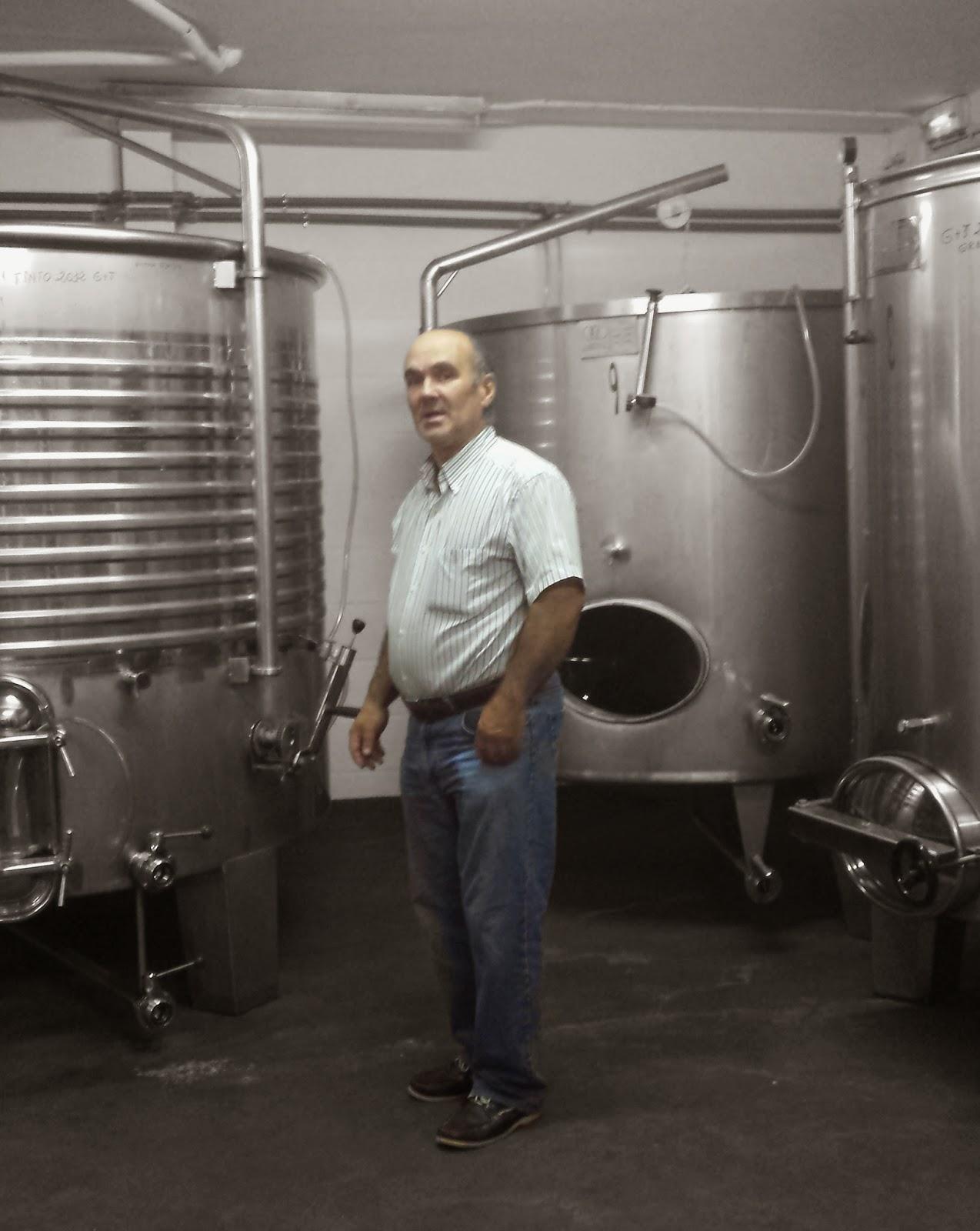 entrevista a luis ayuso vinos de madrid