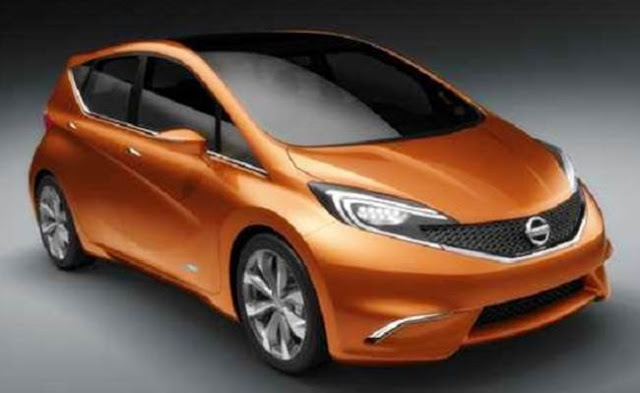 2017 Nissan Micra Redesign