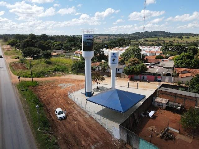 Senador Canedo: Ampliação do reservatório de água da Vila Matinha será inaugurada nesta sexta-feira