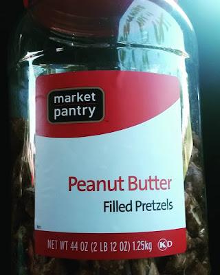 Ragnar Relay Las Vegas 2015 Recap peanut butter pretzels