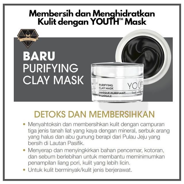 mask untuk kulit berminyak