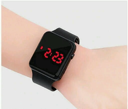 Latest And Trendy Unisex Led Watches 2021