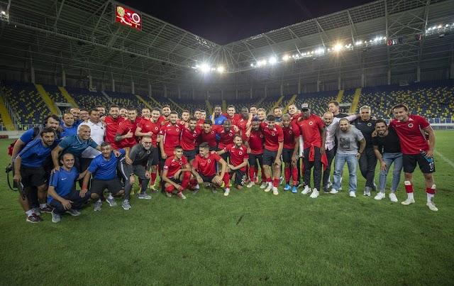 Gençlerbirliği 0-1 Çaykur Rizespor