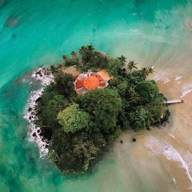 ගල්දූව වටේ රවුමක් යමුද? 🦐🐬🌼🏖️️ (Taprobane Island) - Your Choice Way