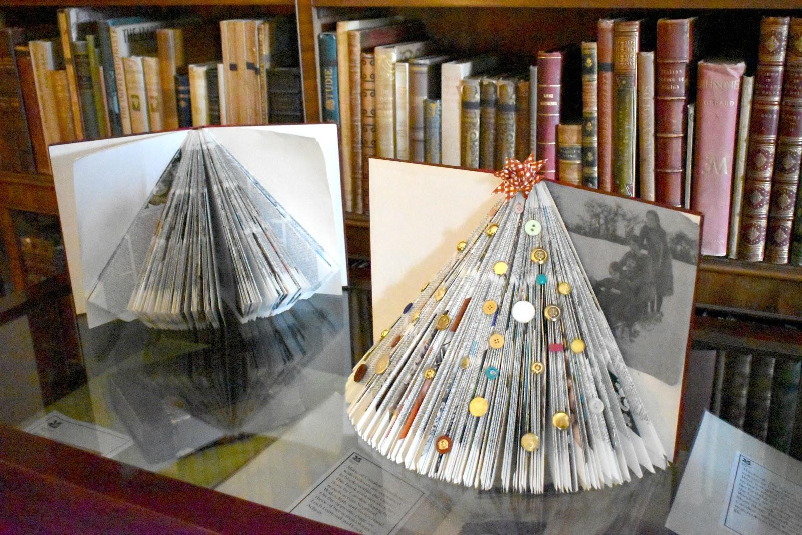 Christmas at Wallington Northumberland - Christmas Crafts