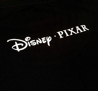 Disney Pixar Luxo Jr. Concept Art Men's Tee shirt Uniqlo