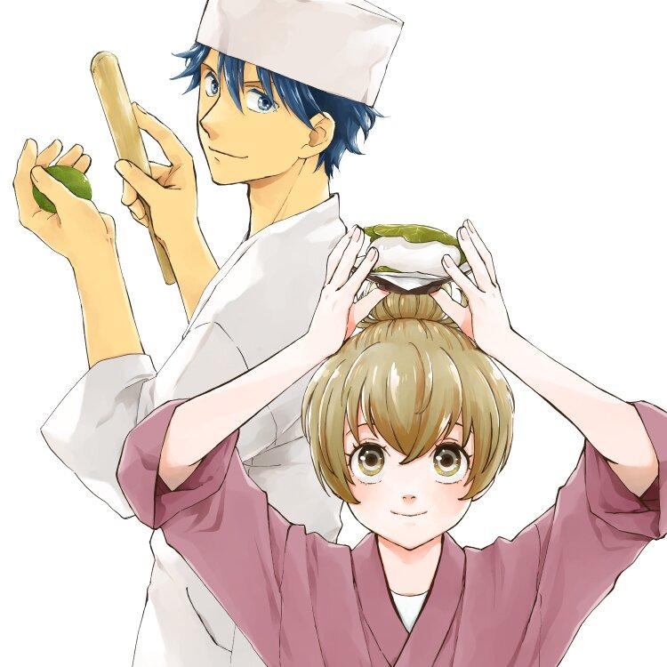 Nagomu Irino i Itsuki Yukihira