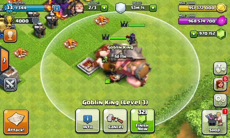 Clash of Clans Mod/Hack/Cheat Gold/Elixir/Gems - Cheat ...