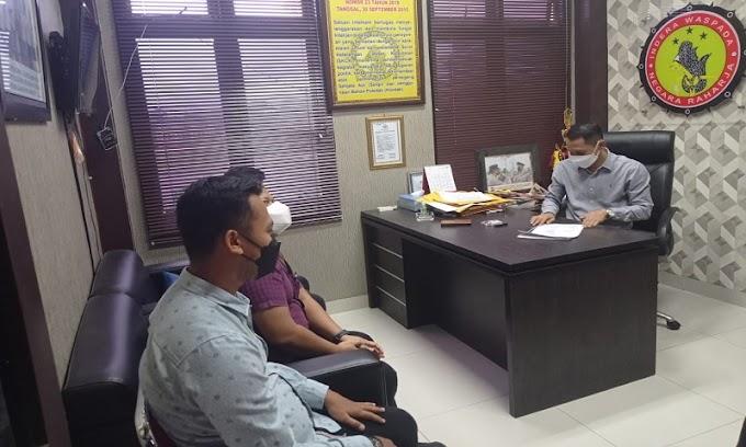 Tingkatkan Pelayanan, Satintelkam Polres Serang terima Kunjungan Tim Supervisi Ditintelkam Polda Banten