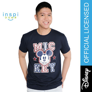 Save up to 47% on Inspi's first-ever collaboration with Disney featuring Mickey and Friends only on Shopee