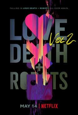 Love, Death & Robots (2021) Season 2 Complete