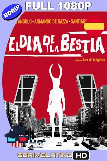 El Día de la Bestia (1995) BDRip 1080p Castellano MKV
