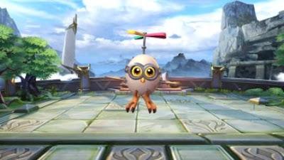 Commander eggie