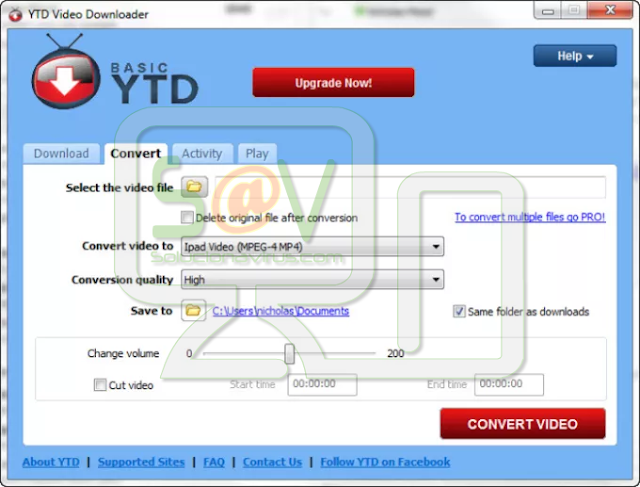 YTD Video Downloader (Adware)