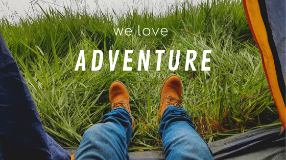 adventure camping, adventure, poster