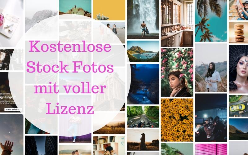 Hier bekommst Du kostenlose Stock Fotos mit freier Lizenz