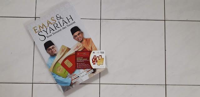 Syariah Dalam Pelaburan Emas & Perak
