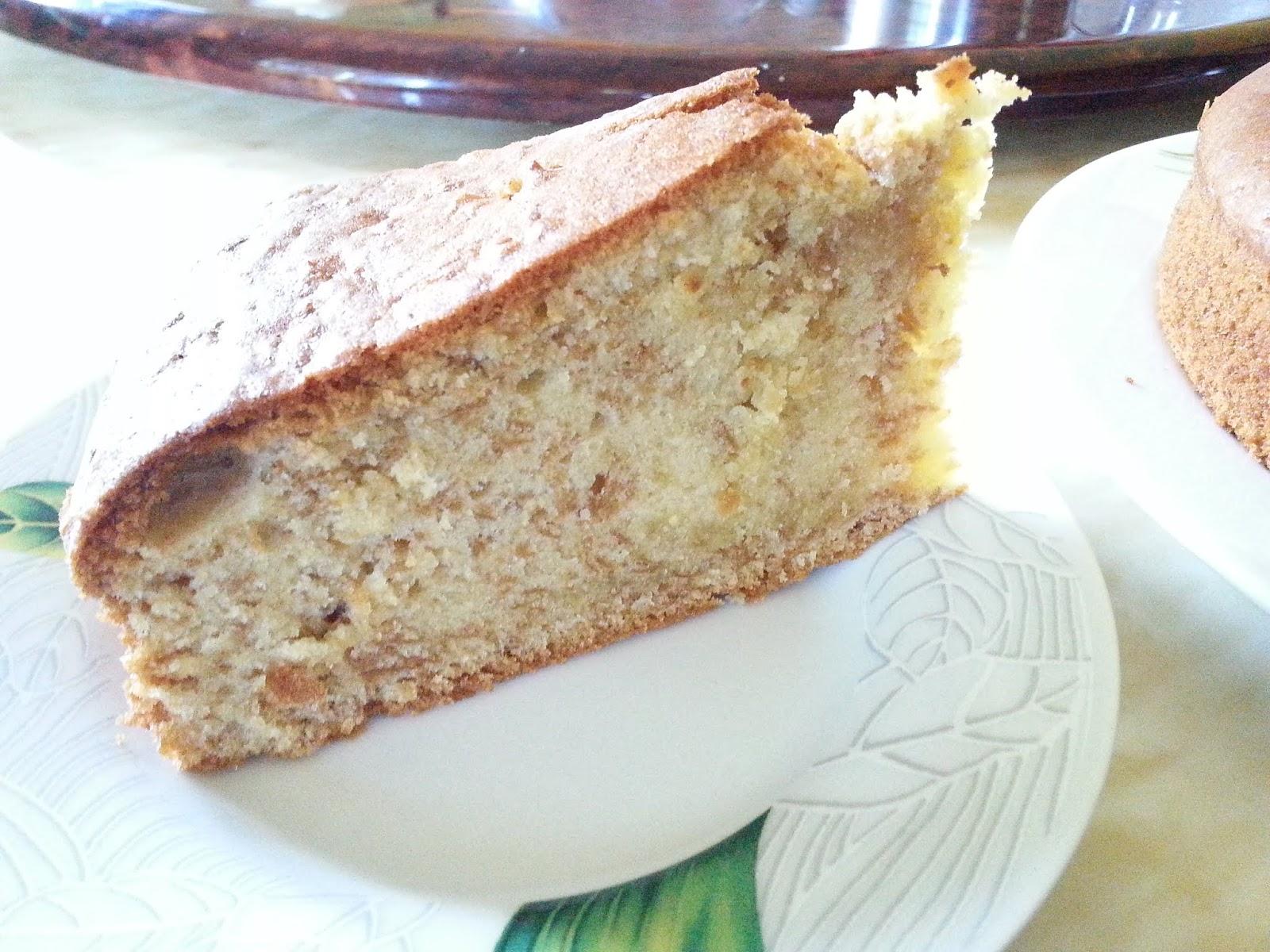 resepi kek mentega sukatan cawan rumah pacitan Resepi Kek Pisang Chef Wan Enak dan Mudah