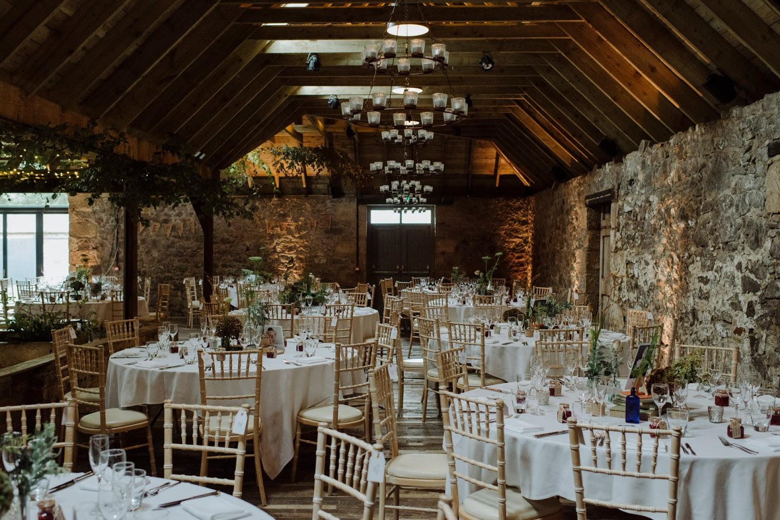 Top Wedding Unique Venue Scotland