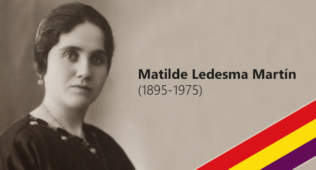 Matilde Ledesma Martín