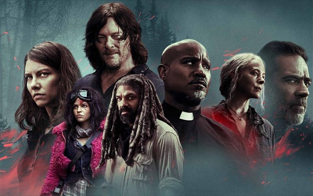 «The Walking Dead» : Η σειρά-φαινόμενο επιστρέφει για να ολοκληρώσει εκρηκτικά τον 10ο κύκλο