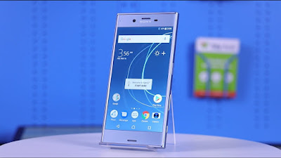 Review Sony Xperia XZS