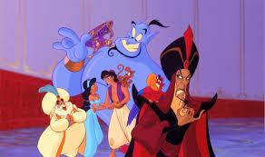 Aladdin - disney princess movies list