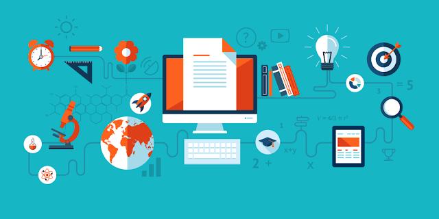 الدورات عبر الإنترنت E-Learning