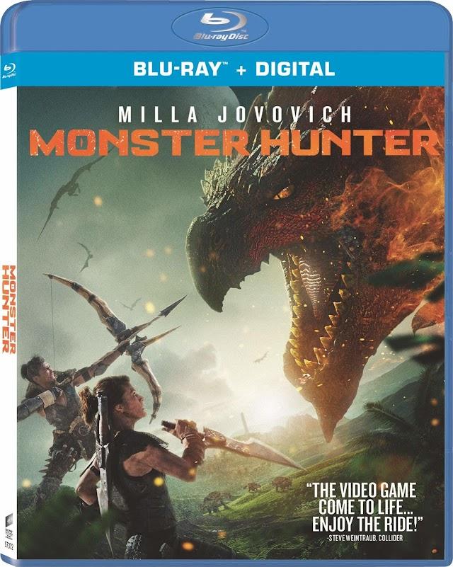 Monster Hunter 2020 x264 720p Esub BluRay English Hindi Telugu Tamil THE GOPI SAHI