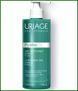 Gel de curatare Hyseac Uriage pareri forum remedii exces de sebum