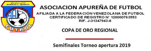 APURE: Copa de Oro en el Bajo Apure ya entra en Semifinales.