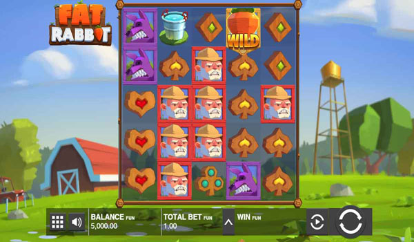 Main Gratis Slot Indonesia - Fat Rabbit Push Gaming
